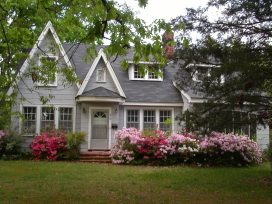 The House of Two Gables